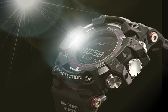 orologio casio rangeman gpr-b1000 nuovo modello