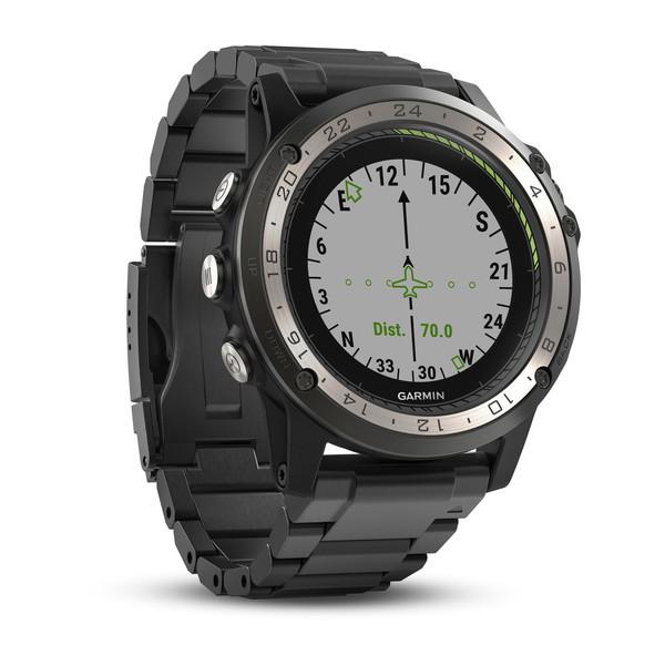 orologio garmin d2 charlie titanio