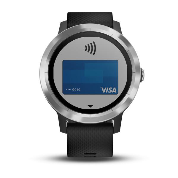 orologio garmin vivoactive 3 pagamento carta credito garmin pay