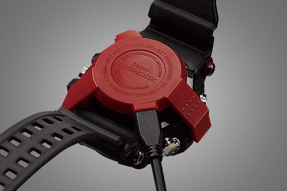 nuovo orologio casio rangeman ricarica wireless