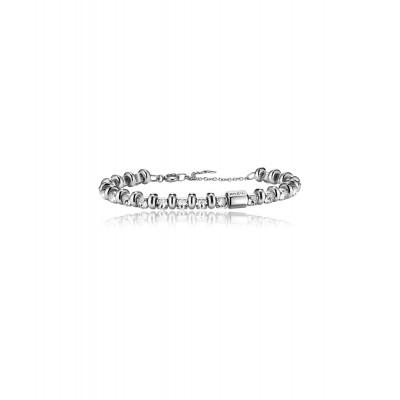 BREIL TJ1447 BRACCIALE ROLLING DIAMONDS