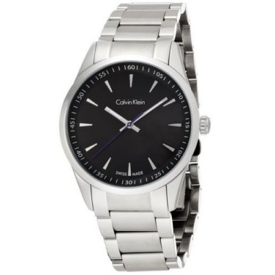 Calvin Klein orologio uomo bold k5a31141 nero