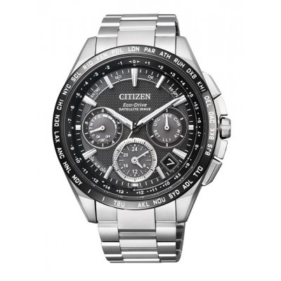 Citizen F900 satellite wave