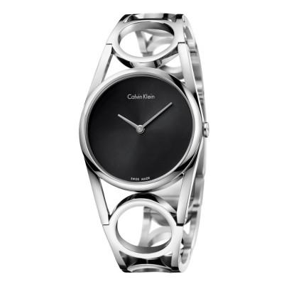 Calvin Klein round k5u2m141 orologio donna