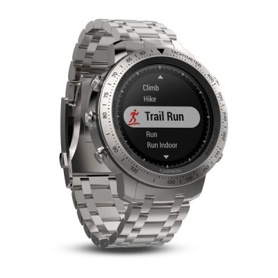 Orologio Garmin fenix chronos steel