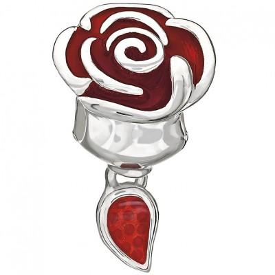 chamilia charm disney la bella e la bestia belle rose 2020-0707