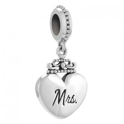 Chamilia Mrs. heart 2010-3449 matrimonio