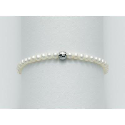 Miluna bracciale di perle PBR1727